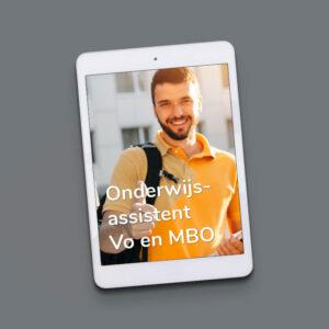 Onderwijsassistent VO en MBO
